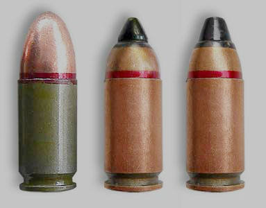 Патрон 9 21 мм русский
