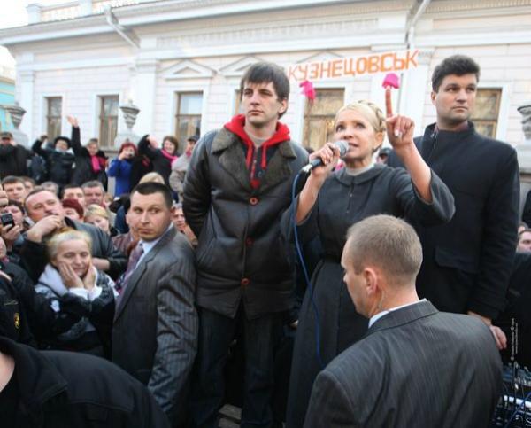 11 кандидатов в президенты Украины обратились в полицию за охраной, - Аваков - Цензор.НЕТ 9286