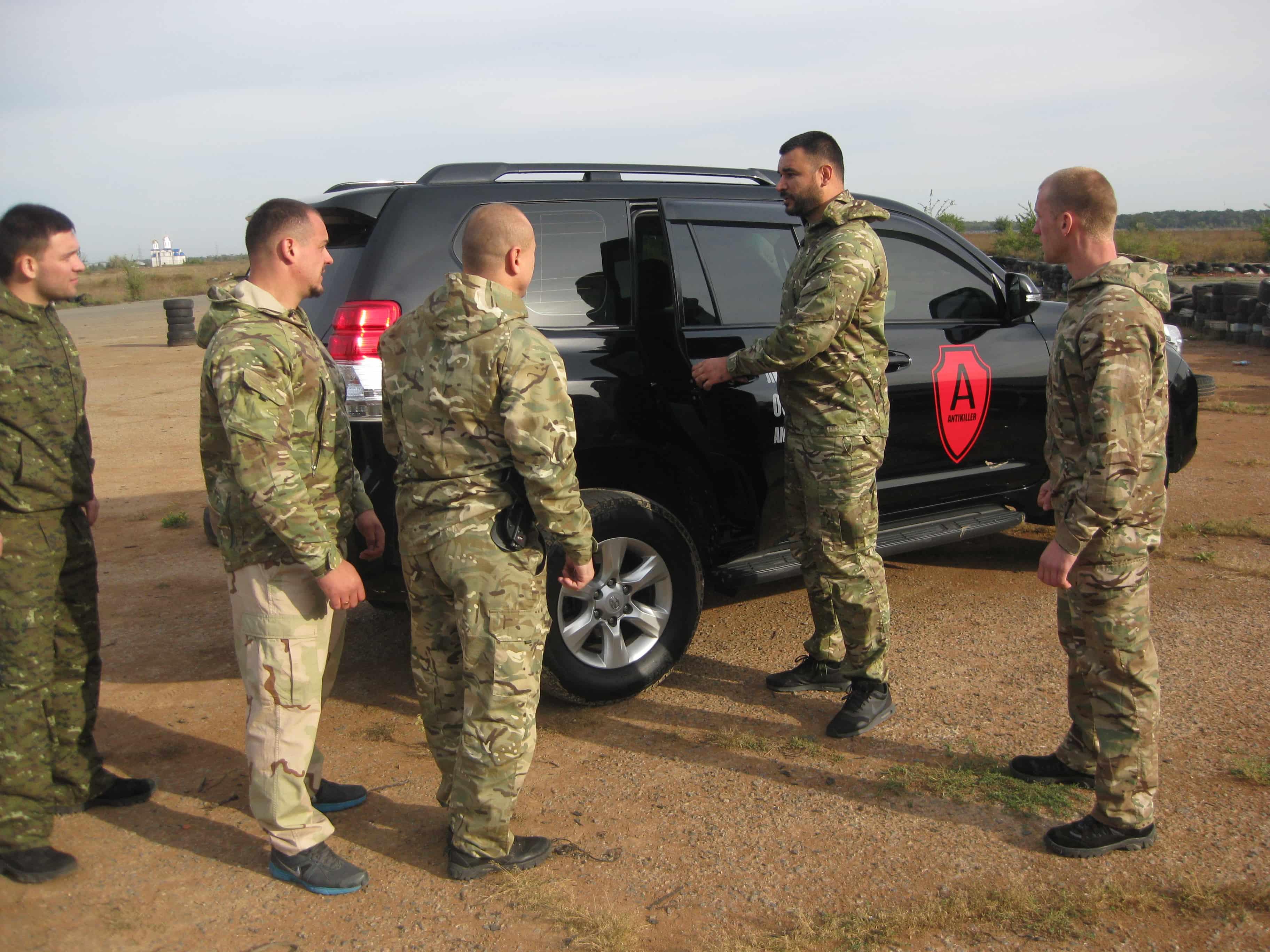 Украина обучение телохранителей учеба в польше 2013