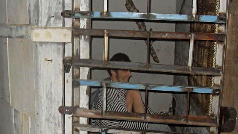 Место содержания заложника