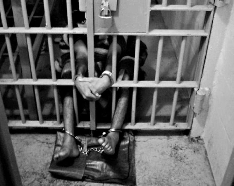 Ограничение свободы заложника